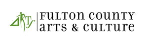 Fulton County Arts Council logo