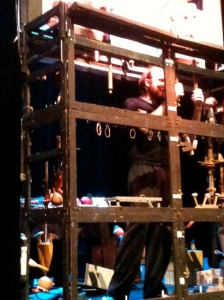 """A behind-the-scenes look at """"Dick Myers' Cinderella"""", restored and remounted by the University of Connecticut Puppet Arts"""