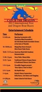 International Fest scedule small