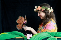 Nancy w:butterfly
